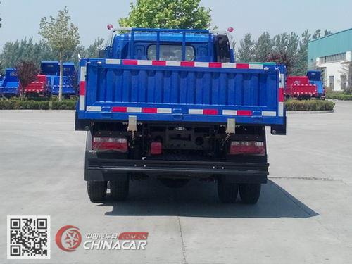 SSF3081DHJ75-X型时风牌自卸汽车图片4