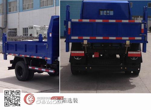 SSF3042DDP53型时风牌自卸汽车图片2