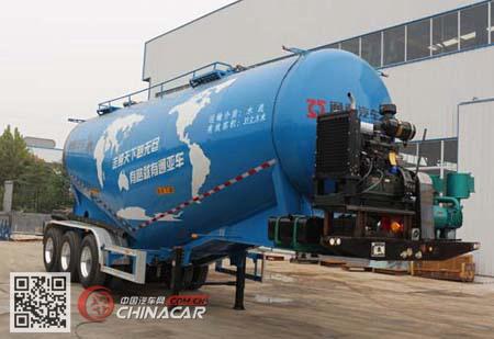 CTY9400GSN35型通亚达牌散装水泥运输半挂车图片1