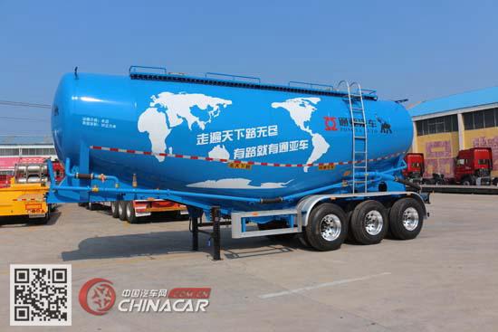 CTY9400GSN35型通亚达牌散装水泥运输半挂车图片4
