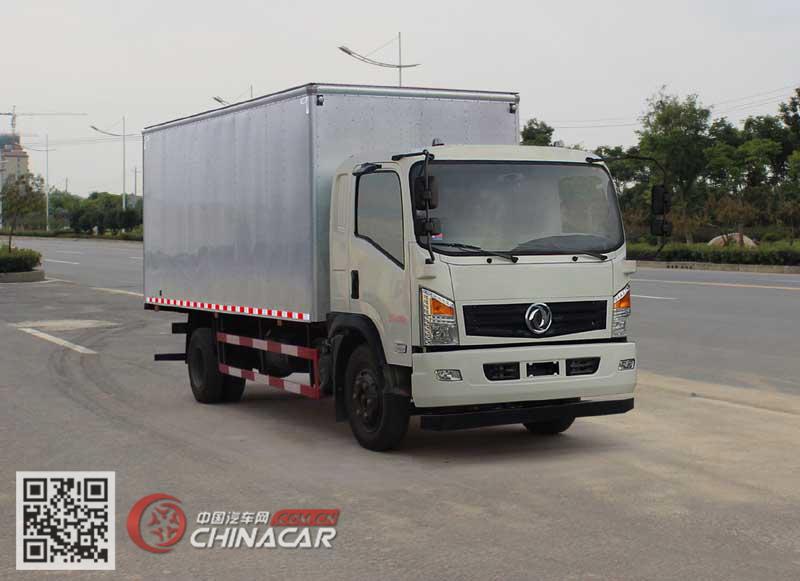 EQ5042XXYL3型东风牌厢式运输车图片1