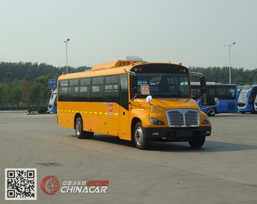 LCK6809D5X型中通牌小学生专用校车图片2