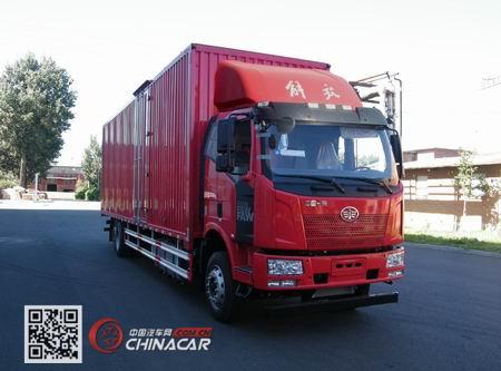 CA5200XXYP62K1L7T2E5型解放牌厢式运输车图片2