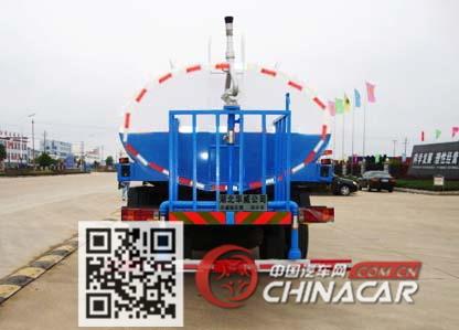 SGZ5160GSSZZ5M5型华威驰乐牌洒水车图片2