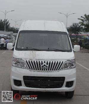SC5033XXYFABEV型长安牌纯电动厢式运输车图片2