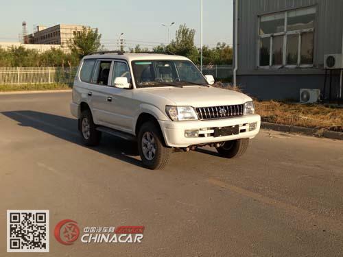 BJ2032CJB1型北京牌轻型越野汽车图片1
