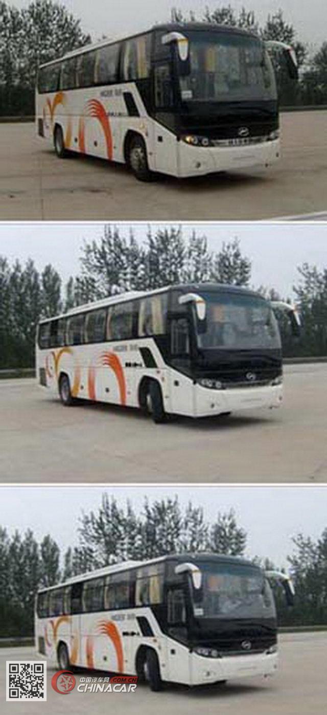 KLQ6115HTAC51型海格牌客车图片2