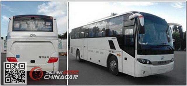 KLQ6115HTAC51型海格牌客车图片3