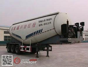 MJZ9401GFL型通广九州牌低密度粉粒物料运输半挂车图片1