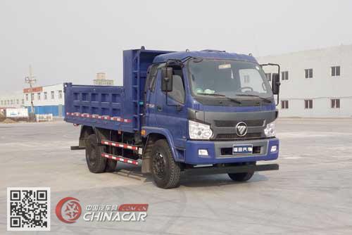 BJ3163DJPEA-FC型福田牌自卸汽车图片1