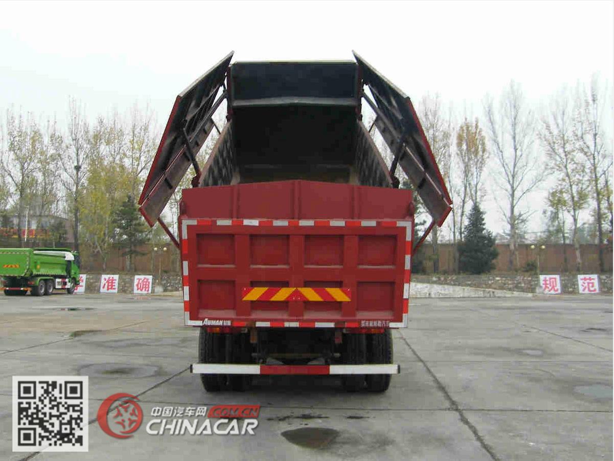 BJ3313DNPKC-CC型欧曼牌自卸汽车图片4