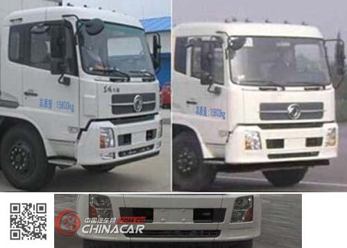 CXQ5160GSSDFL5型江淮扬天牌洒水车图片2