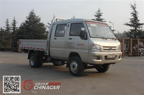 BJ3030D3AV4-AD型福田牌自卸汽车图片1