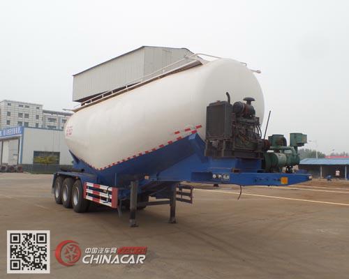 YYX9400GFL型广恩牌中密度粉粒物料运输半挂车图片1
