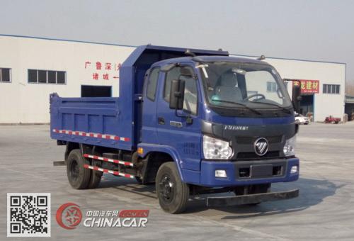 BJ3103DEPDA-FB型福田牌自卸汽车图片1