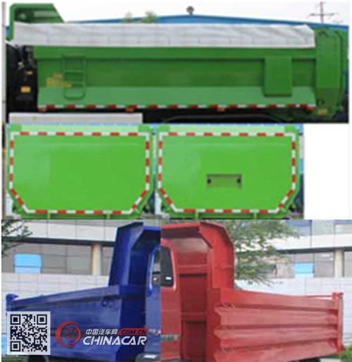 BJ3103DEPDA-FB型福田牌自卸汽车图片4