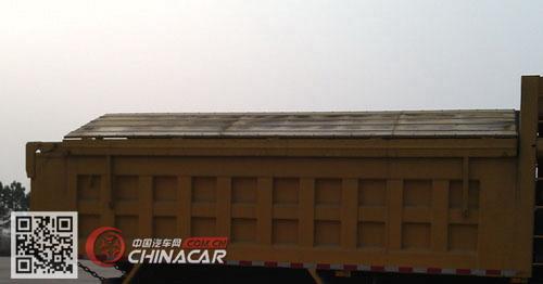 CA3251P2K2L4T1E5A80-1型解放牌平头柴油自卸汽车图片2