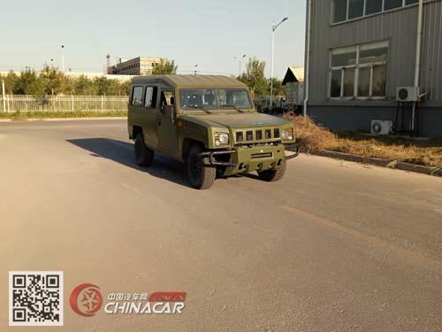 BJ2036CEB1型北京牌轻型越野汽车图片1