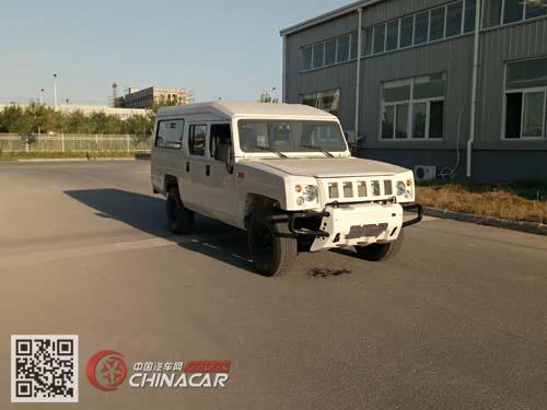 BJ2036CGB1型北京牌轻型越野汽车图片1
