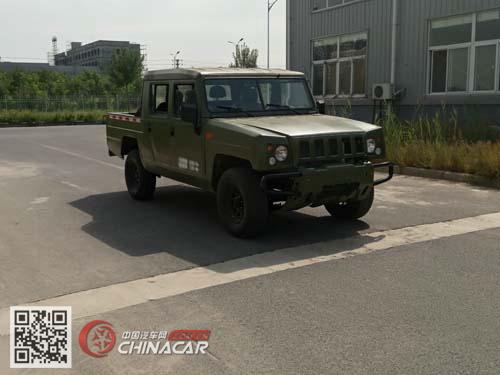 BJ2034HKT41型北京牌越野货车图片1