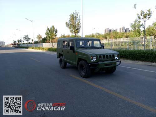 BJ2036CJB1型北京牌轻型越野汽车图片1