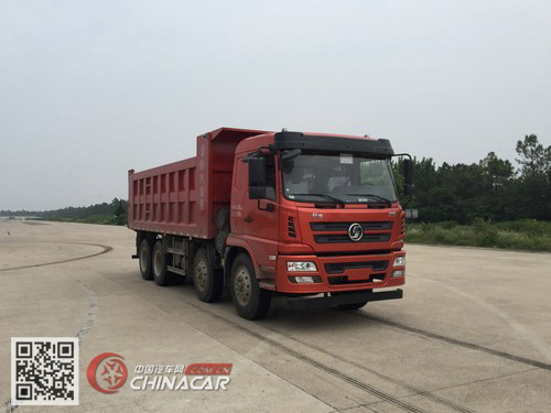 SX3310GP5L型陕汽牌自卸汽车图片1