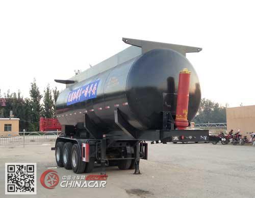 SDT9401GFL型运腾驰牌中密度粉粒物料运输半挂车图片1