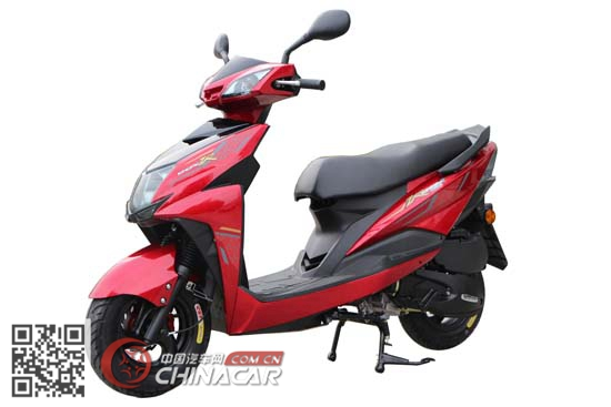 隆鑫lx125t-38型两轮摩托车