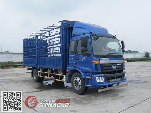 欧曼牌BJ5163CCY-XE型仓栅式运输车图片