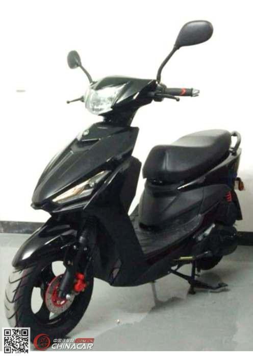 飞鹰fy125t-3y型两轮摩托车