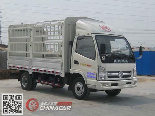 KMC2042CCYA33D5型凯马牌越野仓栅式运输车图片4
