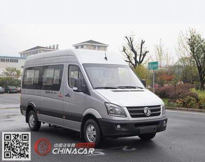 东风牌EQ6600CBEV4型纯电动客车图片1
