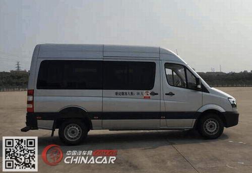 东风牌EQ6600CBEV4型纯电动客车图片2