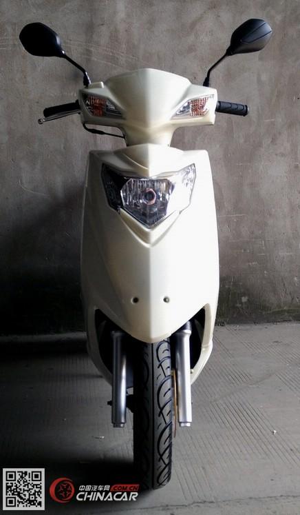 三本sm125t-18c型两轮摩托车