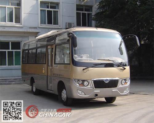 骊山牌LS6728C5型客车图片1