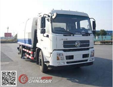 常林牌CHL5160TXCD5型吸尘车图片