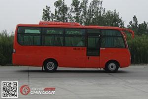 HQG6750EA5型楚风牌客车图片2