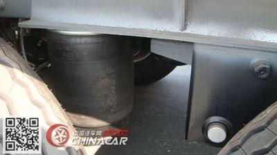 海福龙牌PC9401GYYE型铝合金运油半挂车图片2