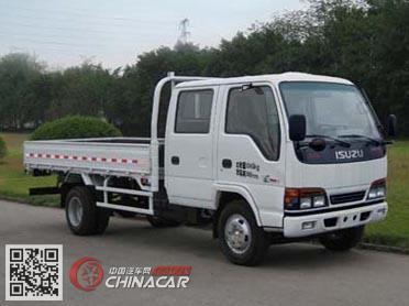 五十铃牌QL10603KWR型载货汽车图片1
