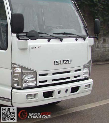 五十铃牌QL10603KWR型载货汽车图片2