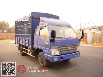 北京牌BJ5044CCY1F型仓栅式运输车图片