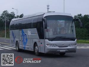 大汉牌HNQ6122TQA型旅游客车图片1