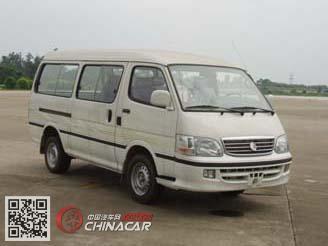 金旅牌XML6502J85型小型客车图片1