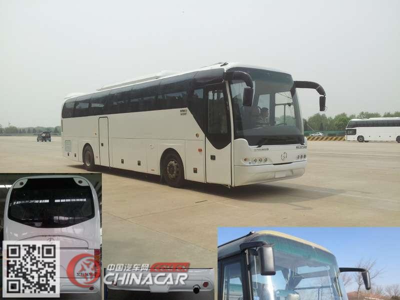 北方牌BFC6120L1D5型豪华旅游客车图片3