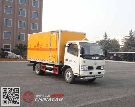 华威驰乐牌SGZ5078XQYDFA4型爆破器材运输车图片