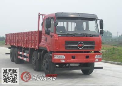 HQG1319GD4型楚风牌载货汽车图片1