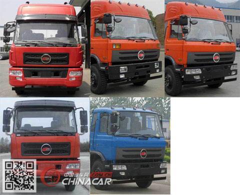 HQG1319GD4型楚风牌载货汽车图片2