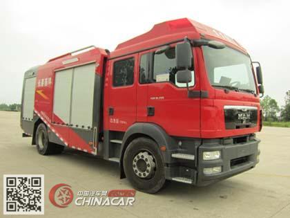飞雁牌CX5180GXFAP60型A类泡沫消防车图片
