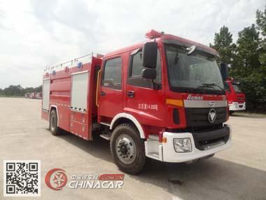 飞雁牌CX5150GXFPM50型泡沫消防车图片