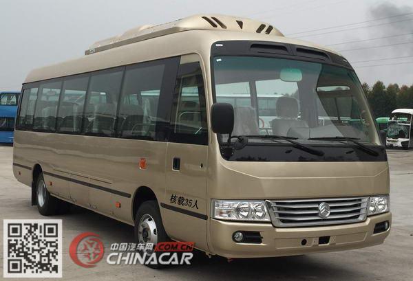 金旅牌XML6809JEV10型纯电动客车图片1